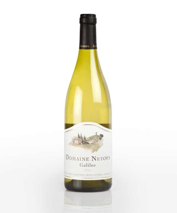 יין לבן יבש יקב דומיין נטופה