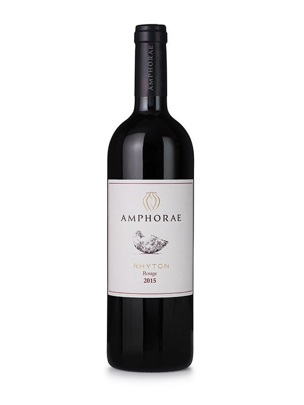 rhyton amphorae winery